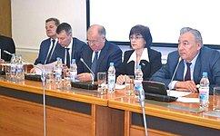 Е.Попова приняла участие вежегодном заседании Волгоградского отделения «Российского детского фонда»