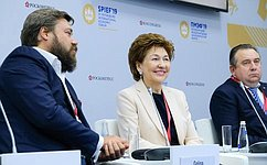 Государство, общество ибизнес объединяют усилия для решения социальных проблем— Г.Карелова