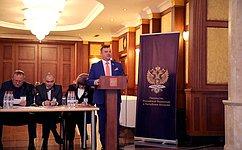 А. Кондратьев: Важно, чтобы права изаконные интересы российских соотечественников вМолдове были защищены