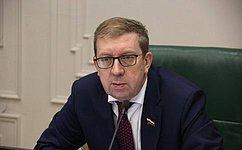 А. Майоров провел совещание позаконопроекту овнесении изменения взакон обособо охраняемых природных территориях