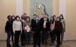 А. Ракитин провел рабочую встречу сминистром национальной политики Республики Карелия