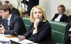 И. Гехт поддержала идею проведения региональной научно-практической конференции «Антиконтрафакт– Южный Урал»