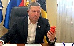 С. Березкин обсудил сжителями Ярославской области вопросы поддержки социальных проектов, развития здравоохранения