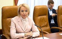 ВСовете Федерации обсудили вопросы совершенствования водного законодательства
