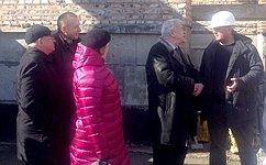 С.Попов принял участие врабочем совещании настроительстве бассейна вОмском государственном техническом университете