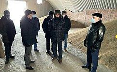 Н. Федоров: Агробизнес вРеспублике развивается врусле актуальной федеральной политики