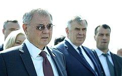 А. Артамонов провел заседание рабочей группы повопросам комплексного развития Кисловодска