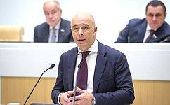 Совет Федерации одобрил Федеральный закон «Обисполнении федерального бюджета за2018год»