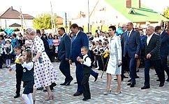 ВРостовской области 47 тысяч первоклассников впервые сели запарты— И.Рукавишникова