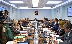 Профильный Комитет СФ поддержал законы обюджетах Пенсионного фонда, фондов медицинского исоцстрахования на2020–2022годы