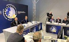 К.Косачев: Отношения России иЕвропы должны работать напользу стран инародов