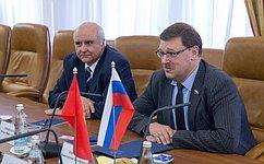 К. Косачев: Развитие отношений между Россией иКиргизией— один изприоритетов российской внешней политики