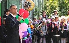 Д. Шатохин посетил социальные объекты Усть-Куломского района Республики Коми