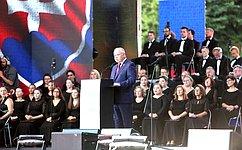И.Умаханов: Парламентарии России иСловакии играют важную роль вразвитии двустороннего взаимодействия