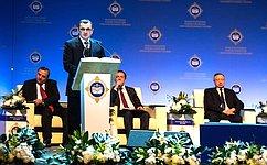 Н.Федоров: Взаимодействие РПЦ иобщества помогает решению важнейших вопросов вжизни страны