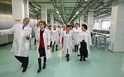 Предприятие «Объединенные кондитеры» выпускает отечественную продукцию, соответствующую мировым стандартам— Г.Карелова