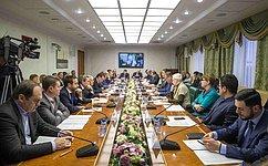 Перспективы введения лицензирования производства иоборота табачной продукции обсудили вСовете Федерации