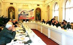 С.Цеков принял участие вмероприятиях II Ливадийского форума вКрыму