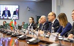 В.Иконников: Между парламентами России иБолгарии налажено эффективное взаимовыгодное сотрудничество