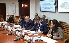 ВСовете Федерации обсудили законодательное обеспечение вахтового метода для освоения труднодоступных территорий вАрктической зоне