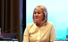Л.Гумерова: Реализация национальных проектов дает новые возможности для развития региональных систем образования