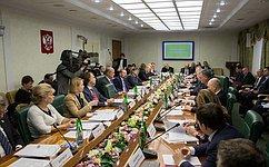 Комитет СФ поаграрно-продовольственной политике иприродопользованию обсудил вопросы развития АПК Алтайского края