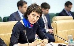 Т.Лебедева: Нужно совершенствовать законодательное обеспечение реализации государственной молодежной политики вРоссии
