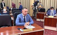 О. Алексеев: В2020году Саратовская область участвует в55 федеральных проектах