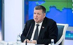 Е. Бушмин принял участие впрезентации инвестиционного потенциала Ростовской области