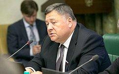Проблемы, волнующие жителей региона, найдут отражение взаконодательной деятельности СФ– С. Калашников