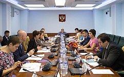 Комитет СФ посоциальной политике поддержал совершенствование процедуры обеспечения жильем детей-сирот