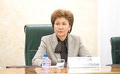 Г.Карелова: Предстоит большая работа посовершенствованию системы социальной помощи иповышению благополучия семей