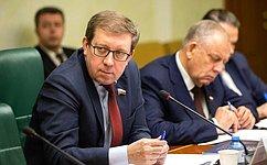 Сенаторы иэксперты обсудили меры постимулированию развития цветоводства вРоссии