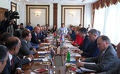 Председатель СФ: Российско-иорданские межпарламентские связи заметно активизировались