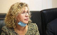О. Епифанова приняла участие взаседании Ассоциации торгово-промышленных палат Арктической зоны РФ