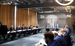 Ф. Мухаметшин: Уникальный набор компетенций Самарской области сможет вывести сотрудничество сРеспубликой Беларусь нановый уровень