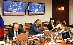 В. Кожин иИ.Рукавишникова приняли участие вдебатах попроекту Второго дополнительного протокола кКонвенции покиберпреступности