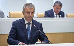 Совет Федерации поддержал закон, регулирующий деятельность инновационных научно-технологических центров