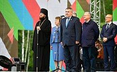 Перед Республикой Карелия стоят масштабные задачи— А.Ракитин
