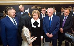 Дни Республики Адыгея прошли вСовете Федерации