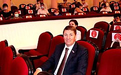А. Шевченко: ВОренбуржье успешно формируется единое образовательное пространство