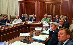 В. Матвиенко: РУДН укрепил позиции врейтингах ведущих университетов мира