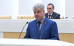 Сенаторы приняли Постановление «Осостоянии ипроблемах накопительно-ипотечной системы кредитования военнослужащих»