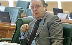 В. Богданов: Инициатива В.Матвиенко отифлокомментировании поможет адаптации инвалидов