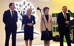 Г.Карелова: Совет Федерации готов оказывать всестороннюю поддержку развитию семейного предпринимательства
