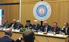 С.Попов принял участие взаседании Секретариата Межпарламентской ассамблеи православия