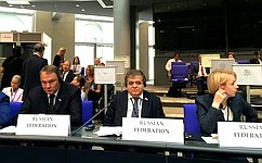 В. Джабаров: Надо вернуться кдеполитизированному разговору повопросам безопасности врамках «структурированного диалога» вОБСЕ