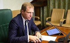 А. Кутепов предложил расширить список малых исредних предприятий, получающих субсидию напрофилактику коронавируса