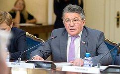 В.Озеров принял участие взаседании Оргкомитета Форума «Технологии безопасности»