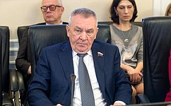 В. Бекетов: Кадры для Кубани играют ведущую роль. Работа сперспективными специалистами ведется уже многие годы